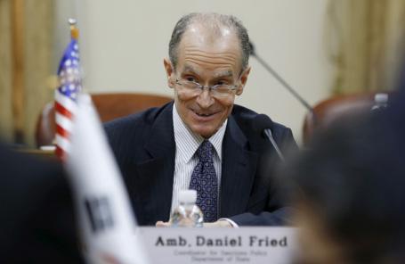 Дэниел Фрид.