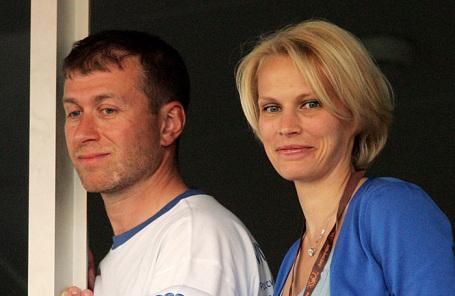 Ирина Абрамович. 2004 год.