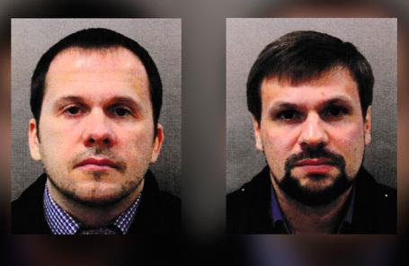 Александр Петров (слева) и Руслан Баширов.
