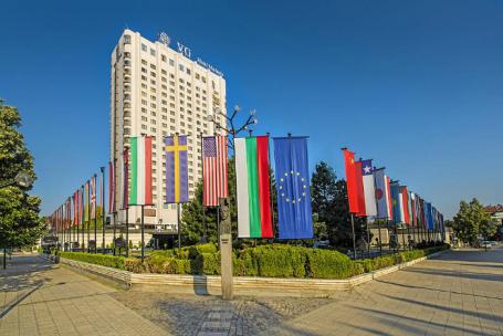 Отель «Маринелла» в Софии.