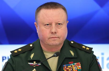 Начальник Главного ракетно-артиллерийского управления Минобороны России Николай Паршин.