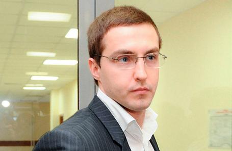 Иван Миронов.