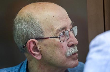 Виктор Кудрявцев.