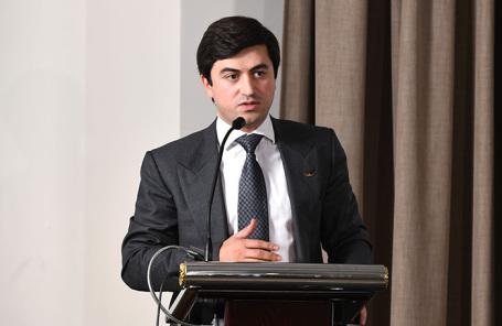 Заместитель генерального директора по правовым и имущественным вопросам ПАО «Аэрофлот» Владимир Александров.