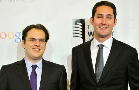 Майк Кригер (слева) и Кевин Систром.