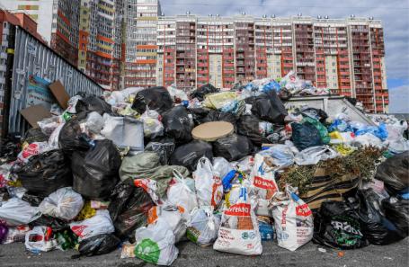 Последствия закрытия городского полигона ТКО в Челябинске.