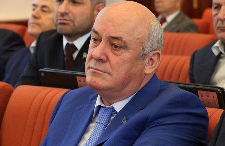 Раджаб Абдулатипов.