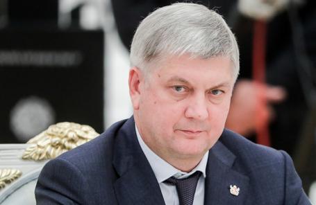 Глава Воронежской области Александр Гусев.