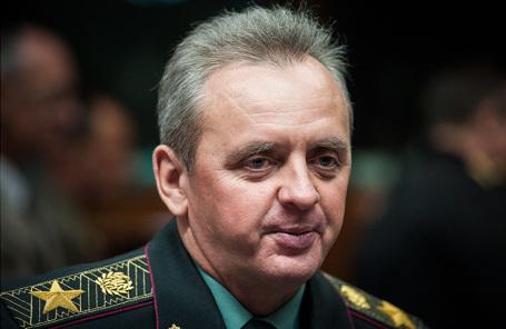 Виктор Муженко.