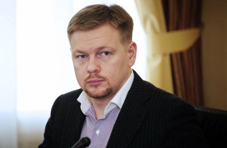 Алексей Литвинов.