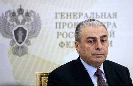 Саак Карапетян.