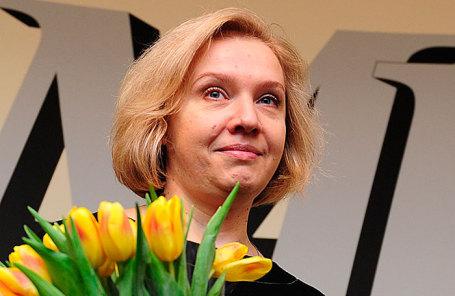 Марина Брусникина.
