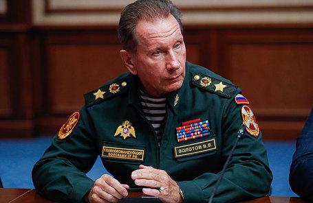 Виктор Золотов.