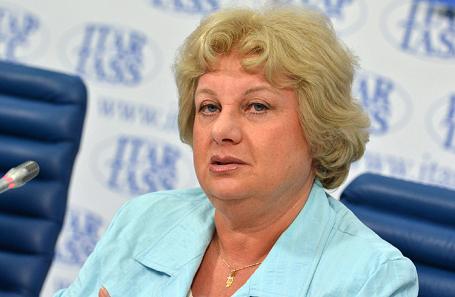 Ирина Тюрина.