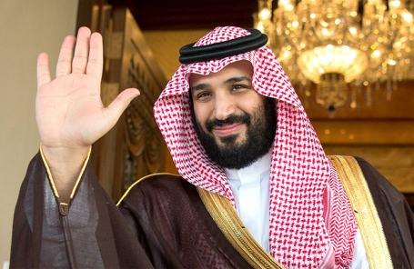 Мухаммед бен Сальман Аль Сауд.