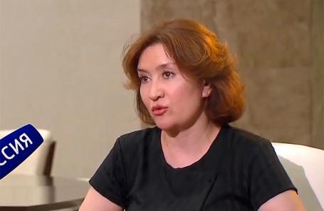 Елена Хахалева.