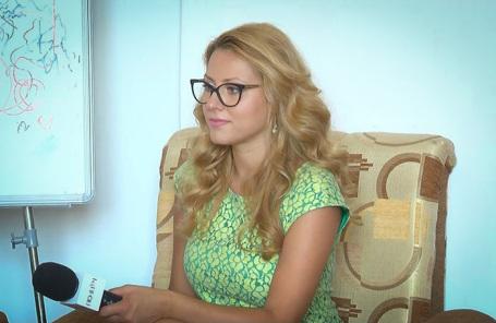 Виктория Маринова.