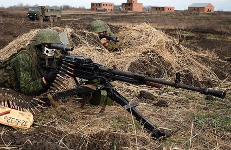 Крупнокалиберный пулемет НСВ «Утес».