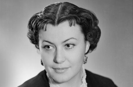 Маргарита Юрьева.