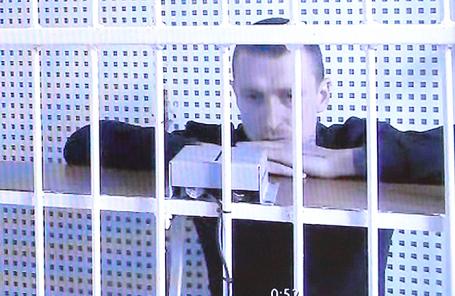 Рассмотрение жалобы на арест футболистов Александра Кокорина и Павла Мамаева (на фото).