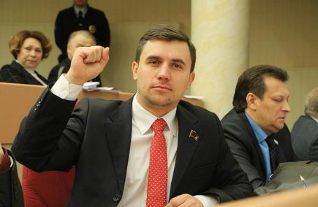 Николай Бондаренко.