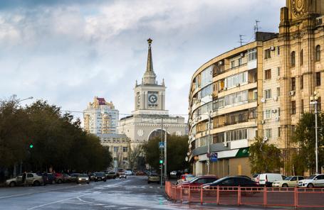 Волгоград, Россия.