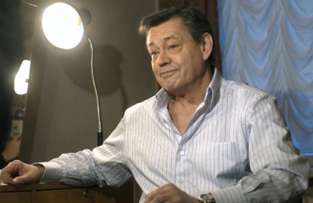 Николай Караченцов, 2004 год.