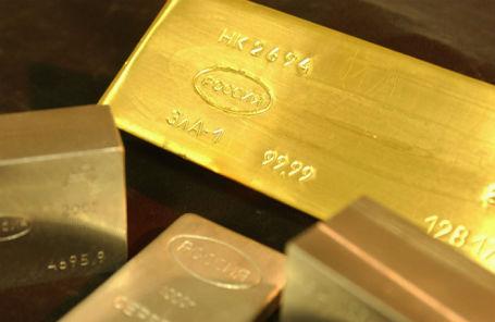 Российской Федерации потребовалось больше золота
