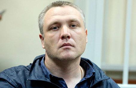Отец погибшего ребенка Роман Шимко.