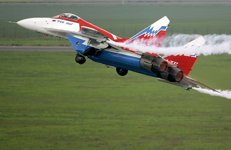 МиГ-29М. Архив.