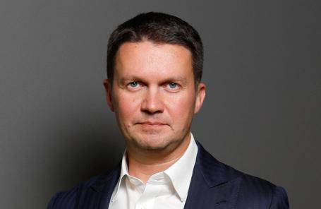 Дмитрий Средин.