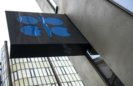 Логотип ОПЕК.