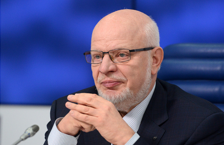 Михаил Федотов.