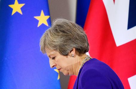 Кабинет министров Великобритании одобрил соглашение по«брекситу»