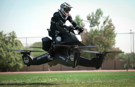 Hoverbike S3.