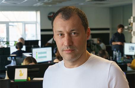 Главный редактор Business FM Илья Копелевич.