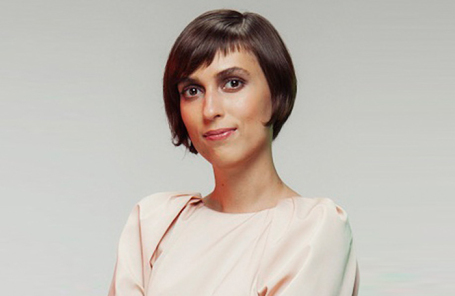 Мария Наместникова.