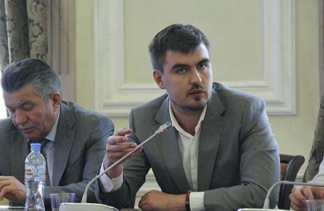 Павел Сорокин.