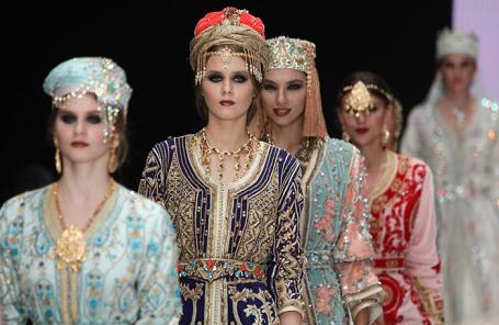 Kоллекции Oriental Fashion show на Mercedes-Benz Fashion Week — 2018.