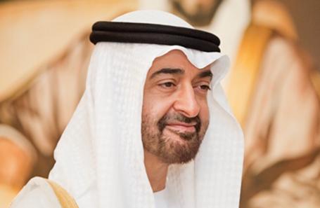 Наследный принц Абу-Даби Мухаммед бин Зайд Аль-Нахайян.