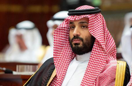 Принц Мухаммед.