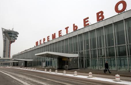 В Шереметьево самолет насмерть сбил человека - Происшествия - Новости Санкт-Петербурга