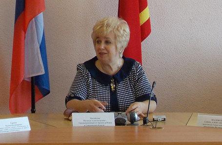 Наталья Михайлова.