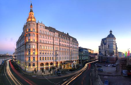 Отель «Балчуг Кемпински».