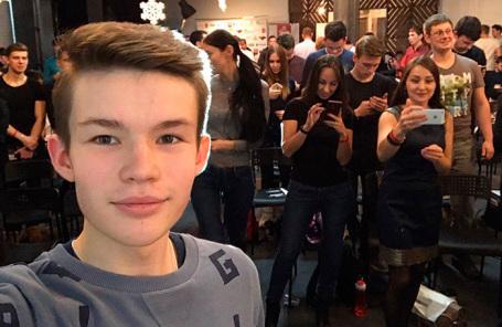 Алексей Голдобин.