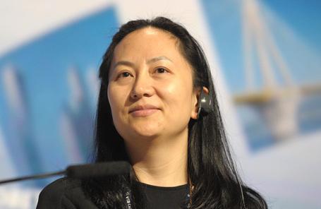 Мэн Ваньчжоу.