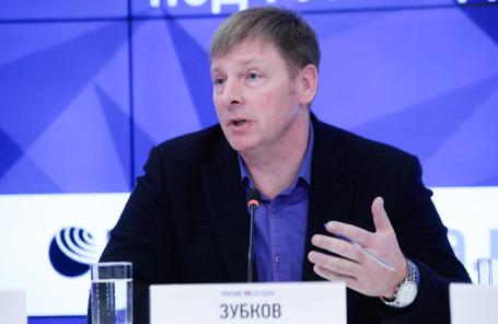 Александр Зубков.
