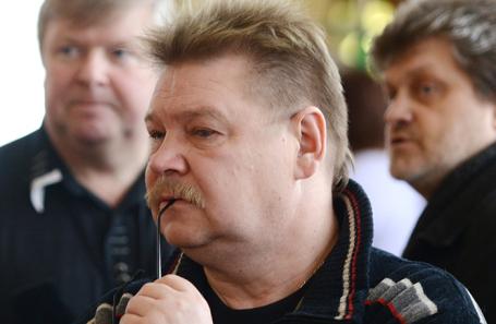 Николай Бандурин.