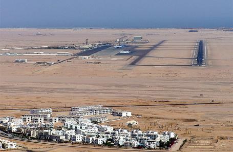 Международный аэропорт Шарм-эш-Шейх.