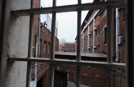 Вид из окна Бутырского следственного изолятора (СИЗО №2).